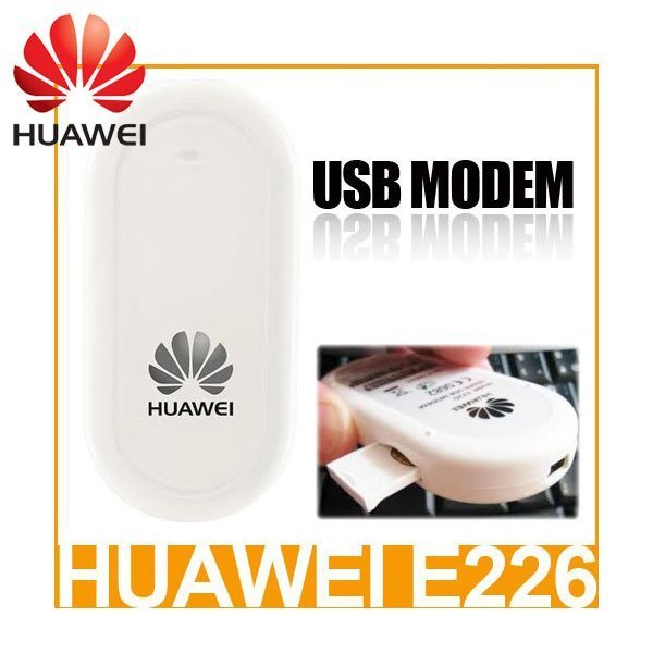 Huawei E226 3G  USB Modem HSDPA ESDPA EDGE 7.2Mbps Freeshipping