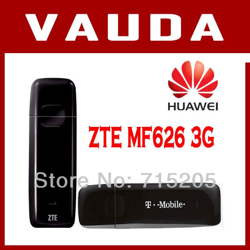ZTE MF626 UNLOCK 3g wcdma 7.2M  usb mobile broadband dongle modem