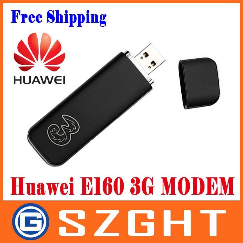 Unlocked Huawei E160 E160G E160E HSDPA 3G Modem USB Broadband Free shipping