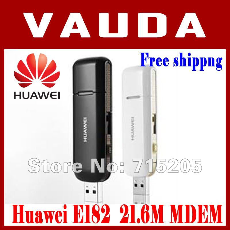 HUAWEI E182E WCDMA 3G Modem USB Modem HSPA+ High Speed 21.6Mbps