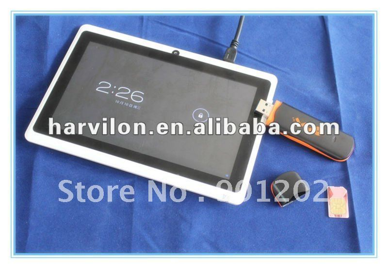 Like HUAWEI E1750 USB Dongle For FLYTOUCH SUPERPAD Tablet PC