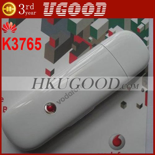 Huawei Unlocked 3G Modem Vodafone K3765 USB Dongle Freeshipping