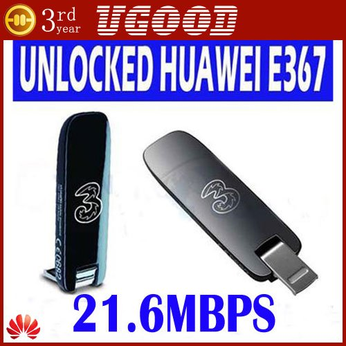 Huawei E367 Dongle Mobile Broadband HSPA+ 4G USB Modem 21Mbps For Windows 7 OS