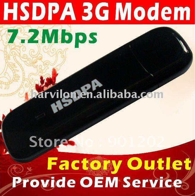 3G HSDPA USB Modem Universal Modem similar with E1750