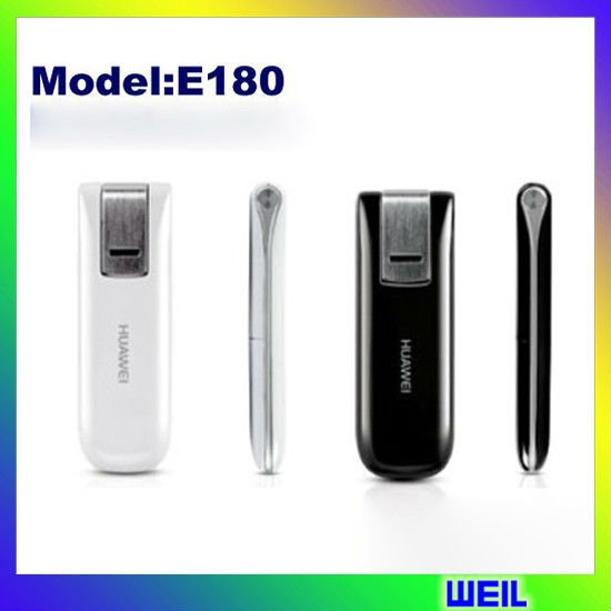 unlocked HuaWei E180 HSUPA/HSDPA Modem 3G high quality modem WEIL