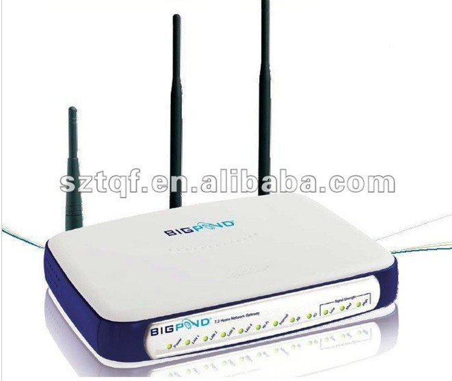 Hong kong post air mail freeshipping BigPond 3G9WB,Huawei Router bigpond router3g9wb