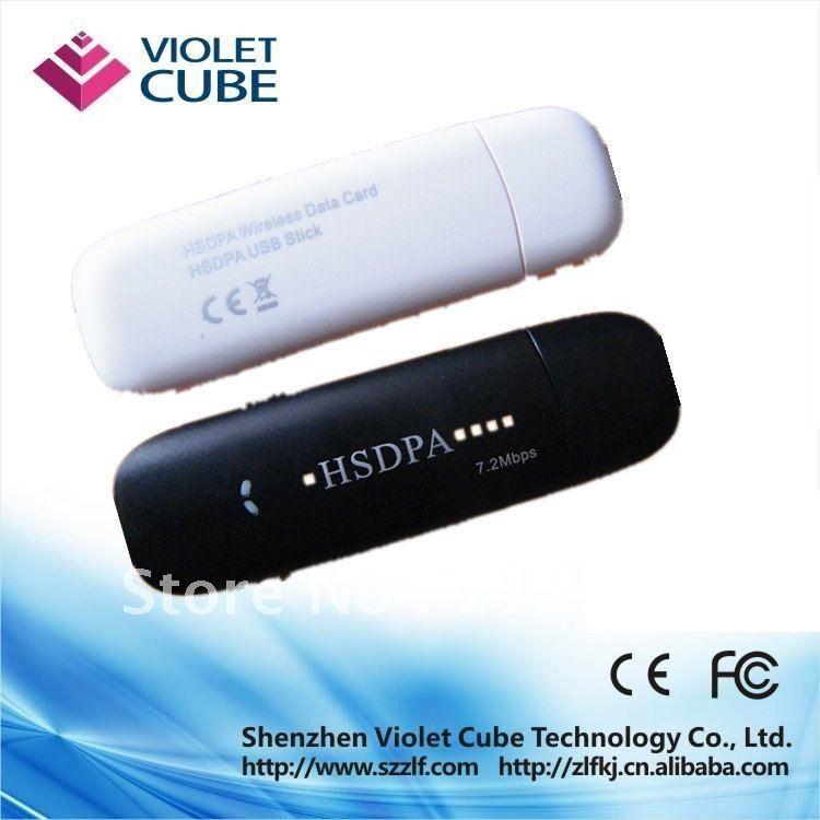 HSDPA/HSUPA/HSPA wireless USB stick modem/data card