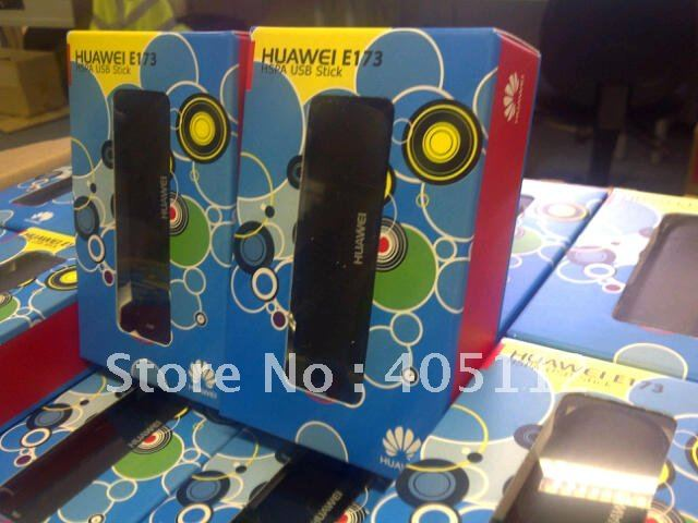 100% Unlock Huawei 3G Dongle e173
