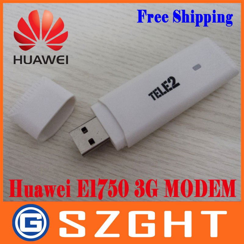 Huawei e1750 3G Unlocked Wireless Hsdpa 7.2M Modem Android System Support HKPOST On Sale