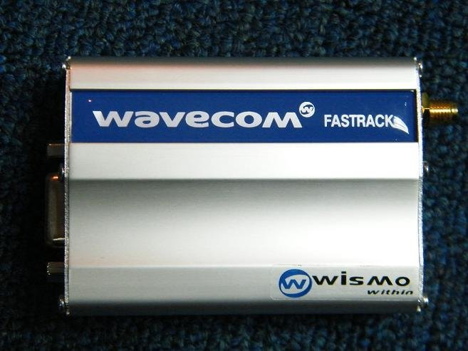 wavecom usb q24 plus modem