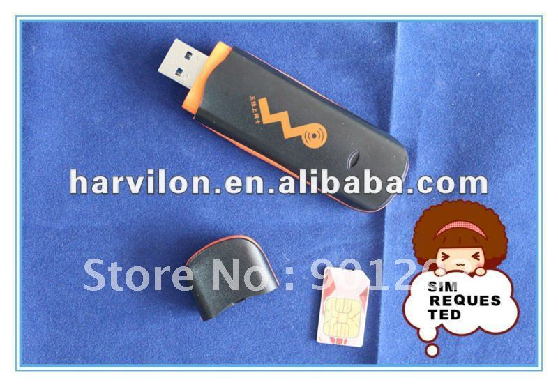 3G dongle with SIM for Android 4.0 MID