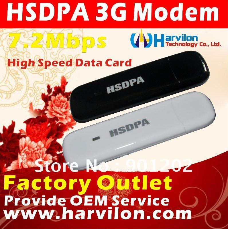 Sale! 7.2M 3g gsm modem support voice call hot sale!