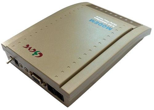 WholeSale- 10PCS RJ232 56K Data Fax Voice USB Modem V.92 V.90
