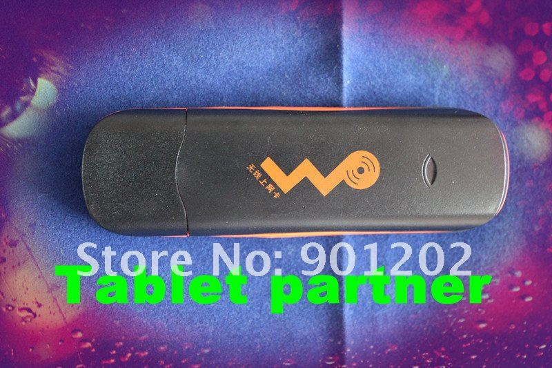 USB 3G HSDPA Modem 7.2Mbps Just Similar E1750