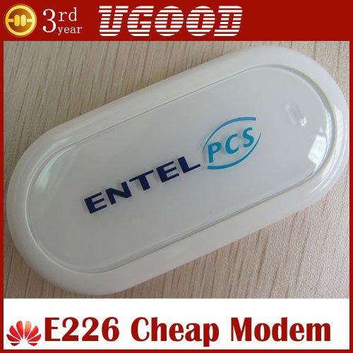 Freeshipping unlocked wireless huawei E226 3G usb modem 10pcs/lot