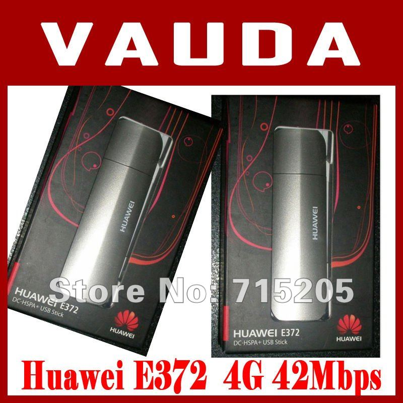 EMS/DHL Free shipping Huawei E372 42Mbps Mobile Internet Key support External Antenna, No Contract, totally SIM