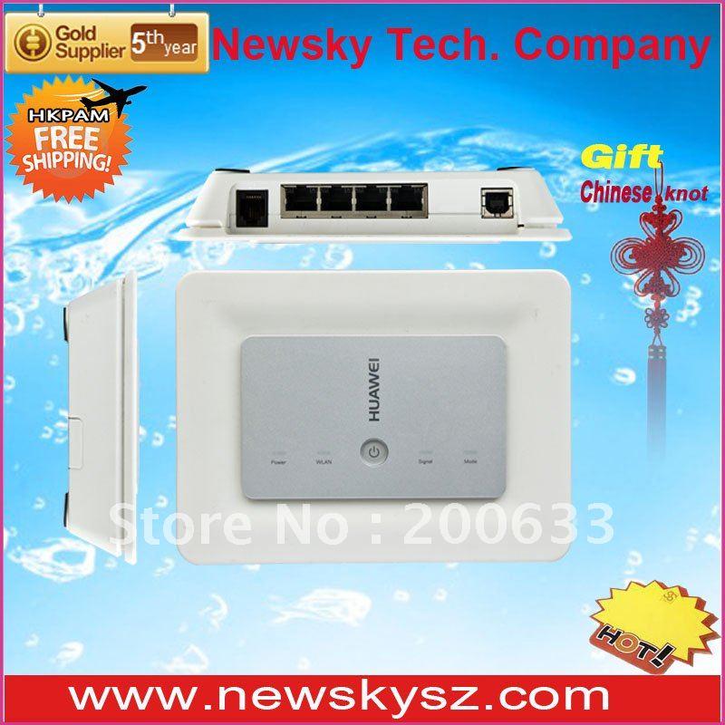 7.2 Mbps HSDPA Router 3G SIM Card 4 Lan Port Built-in High Gain Antenna Hongkong Post Free HUAWEI E960