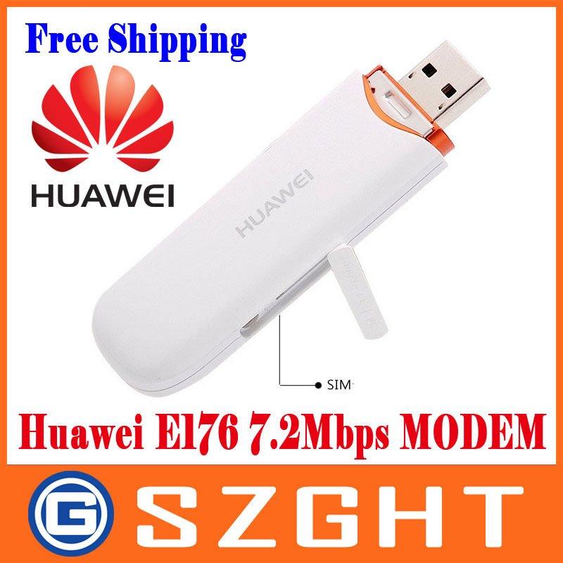 Tri-Band HSDPA Quad-Band HSUPA Modem Huawei E176 7.2Mbps modem