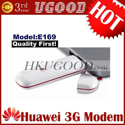Huawei E169 3G USB Hsupa 7.2M Modem Support External Antenna Connection And CE