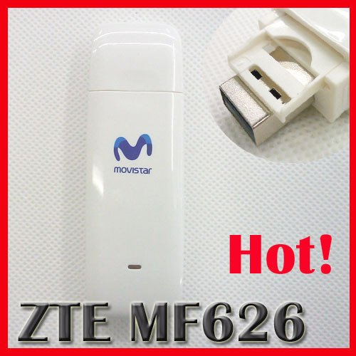 ZTE MF626 UNLOCK 3g wcdma usb mobile broadband dongle modem