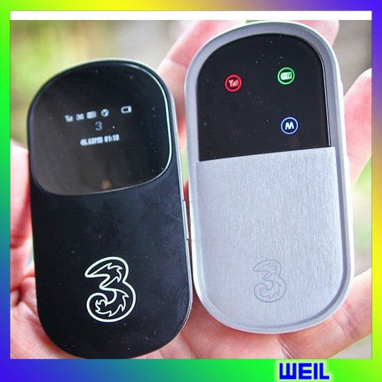 Unlocked HUAWEI E585 MiFi Mobile Portable WiFi Modem 3.5G BROADBAND Router Free shipping
