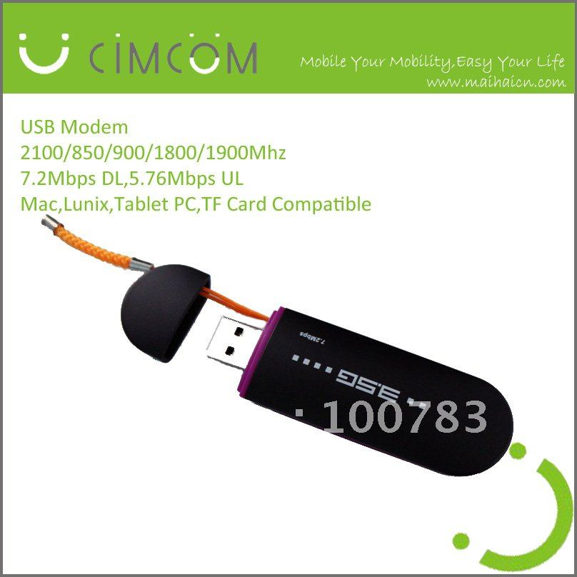 Factory OEM  Supported Voice USB 3G Wireless HSDPA Modem(High qualit ,low price)