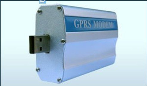 USB/RS232 GPRS One port 2406 GSM/SMS modem industrial grade