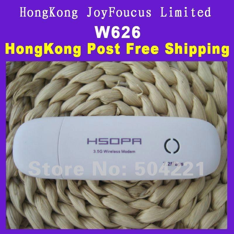 2012 Hot Selling-Unlocked Quad-band USB HSDPA 3G Modem