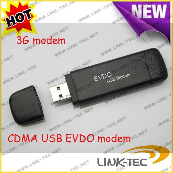 3G EVDO USB modem