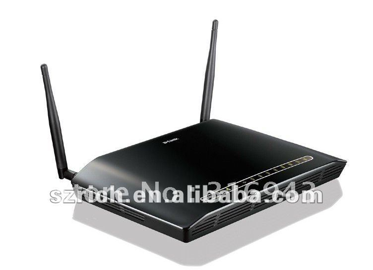 D-LINK DIR-632 300M Wireless Modem Router, 8 LAN