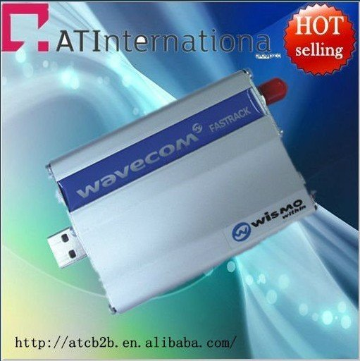 Dual-band RS232 One port Q2303 GSM/SMS modem industrial grade