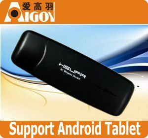 HSUPA Mini USB 3G  Modem HSUPA 7.2Mbps USB 3G Modem Support Android Tablet PC