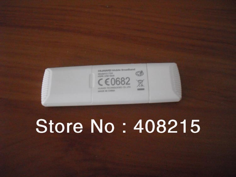 Free Shipping HUAWEI E1750 modem 3G wireless USB  plug and play compatible with most tablets