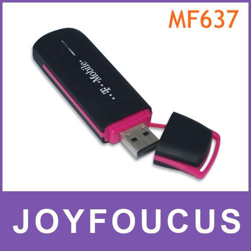 ZTE MF637 Wireless Gsm Unlocked 3G Usb Modem Dropshipping Hong Kong post freeshipping