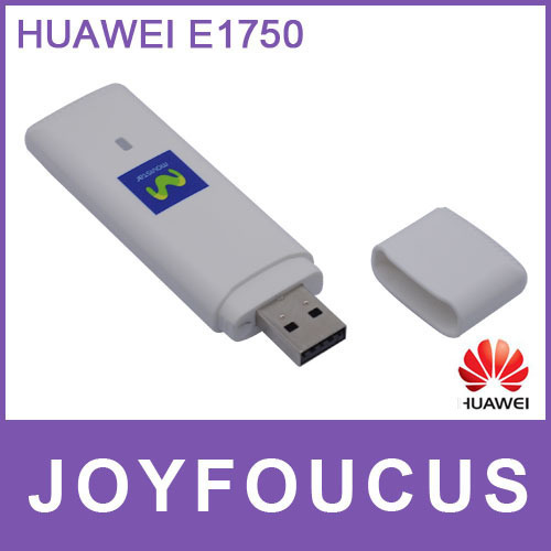 Promotional Huawei E1750 Wireless USB 3G Modem/Network Card 7.2 Mbps,Win7/2000/XP/Vista/Mac OS,Hong Kong  post  Freeshipping