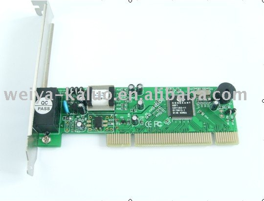 56kb Fax Modem ESS2838 Internal PCI Fax Modem, FREE SHIPPING