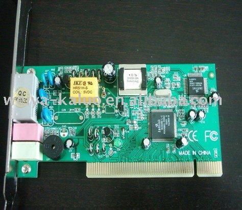 Wholesaleprice 56KB fax modem internal fax modem PCI fax modem INTEL MD5628D V.92, Free shipping