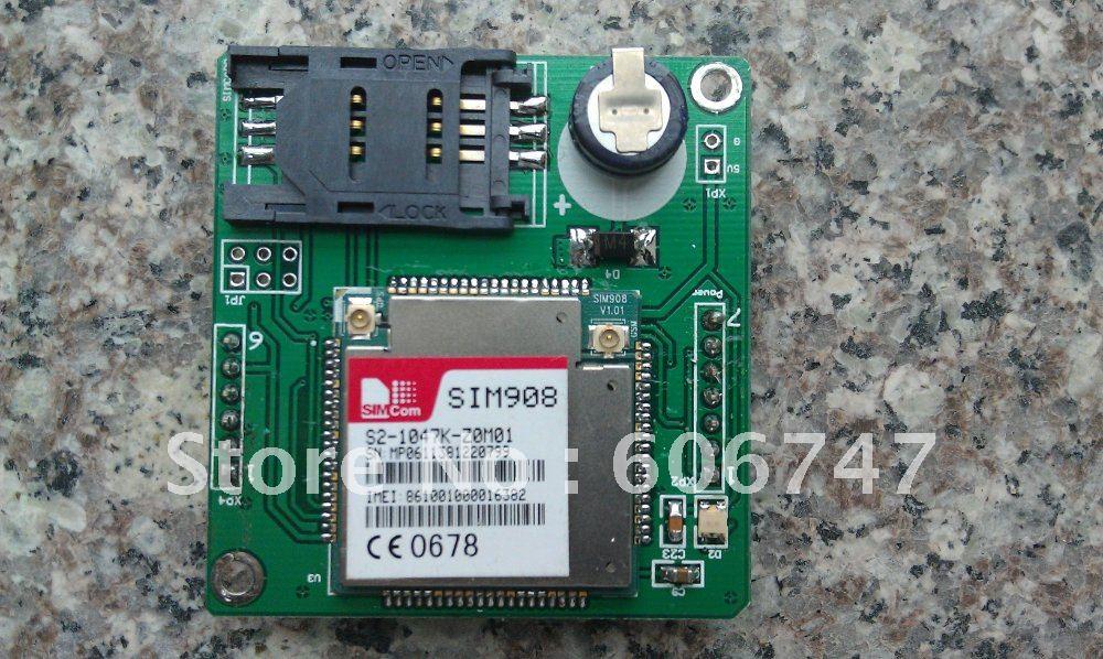Linkto-SIM908-TTL GPS MODEM