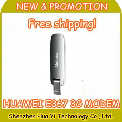 DHL Free Shipping!Unlocked Huawei E367 Modem 3G Usb Hsdpa Modem 28.8M Dropshipping,10pcs/lot