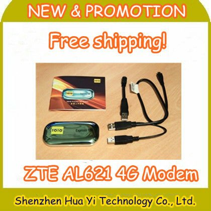 DHL Free Shipping! UNLOCKED 4G LTE USB Wireless network card Support 2G 3G 4G 1010 Express 100 ZTE AL621