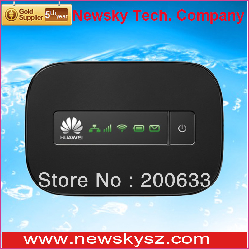 LED Display 1500mAH Battery Support ADSL And SIM Card 21.6Mbps HSPA+ HUAWEI Router E5151