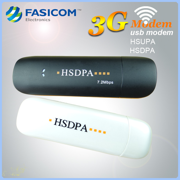 high speed 7.2Mbps hadpa modem 3g usb dongle/modem