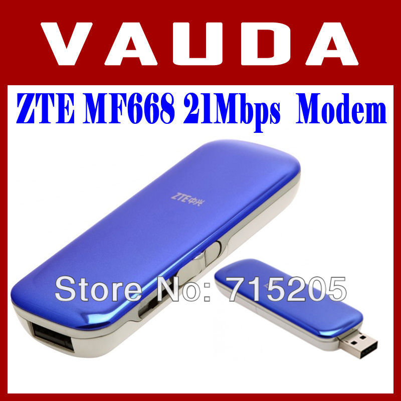 ZTE MF668 21Mbps Wireless 3.5G unlocked HSUPA Usb Modem