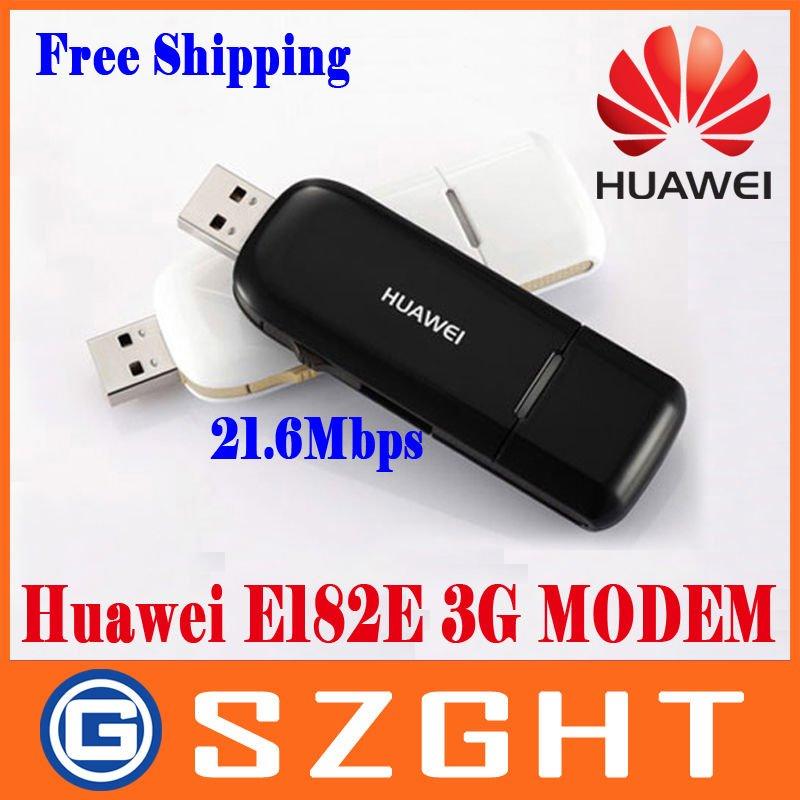 Huawei E182E 3G Modem 21.6Mbps Unlock Broadband Hsdpa Modem Wholesale