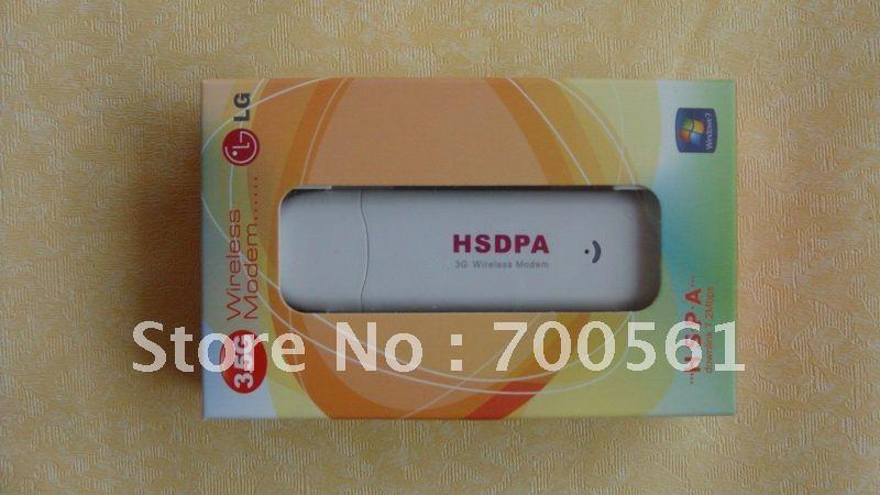 free shipping HSPA modem EF565 7.2Mbps 3g usb modem