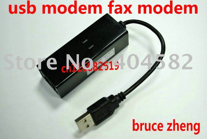10pcs/lot USB 2.0 Fax Modem with External 56K V.92/ V.90 for 2000/XP/Vista/Linux/Windows7 + Free shipping 810