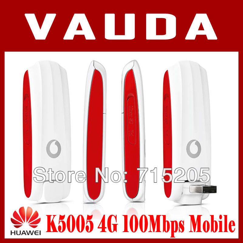 DHL/EMS Free shipping HUAWEI K5005 Unlocked 4G LTE  Modem100Mbps