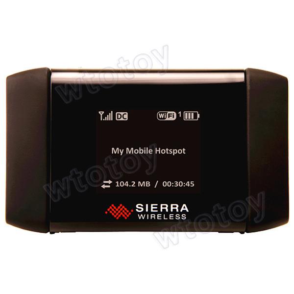 Unlocked Sierra WiFi 3G/4G USB modem wireless AirCard 754S 100Mbps Hotspot 16112