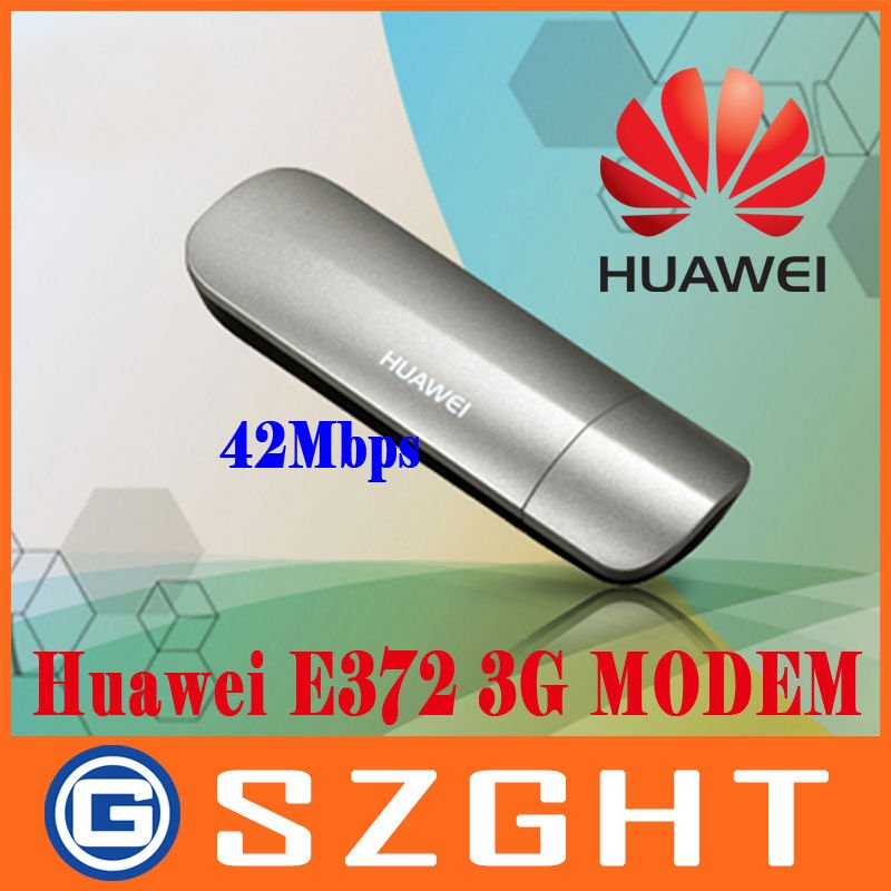 Free shipping in stock original unlcoked Huawei E372 42Mbps modem 3g 4G USB wireless modem