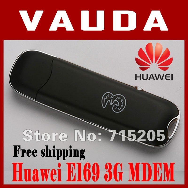 Huawei E169 3G USB Hsupa 7.2M Modem Support External Antenna Connection And CE
